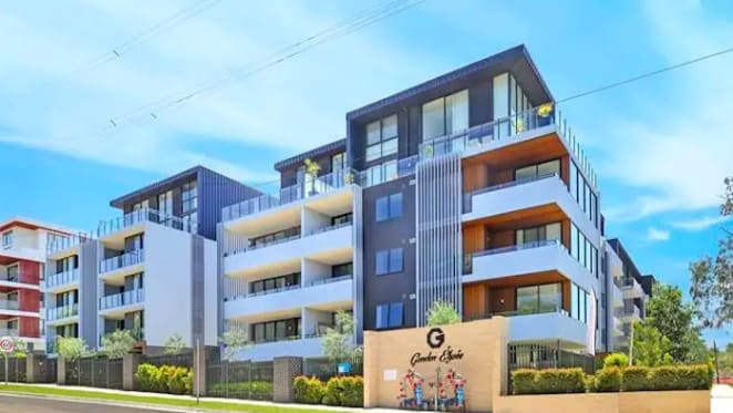 Chinese Epping developer collapse sees 61 Gondon Elysee apartments for sale