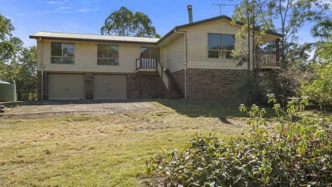 Esk, Queensland house listed by mortgagee