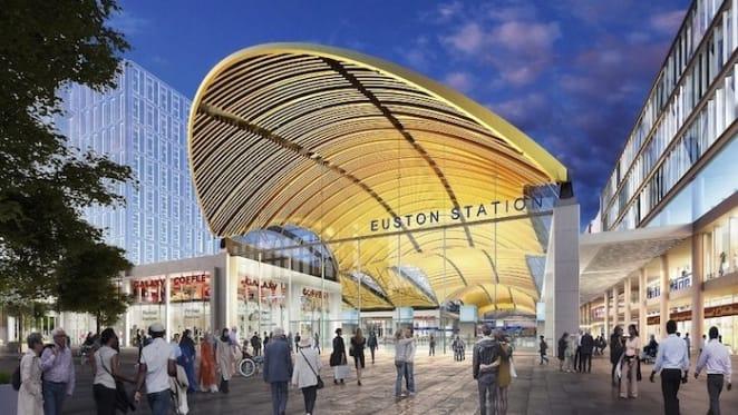 Lendlease preferred bidder for London's Euston station redevelopment