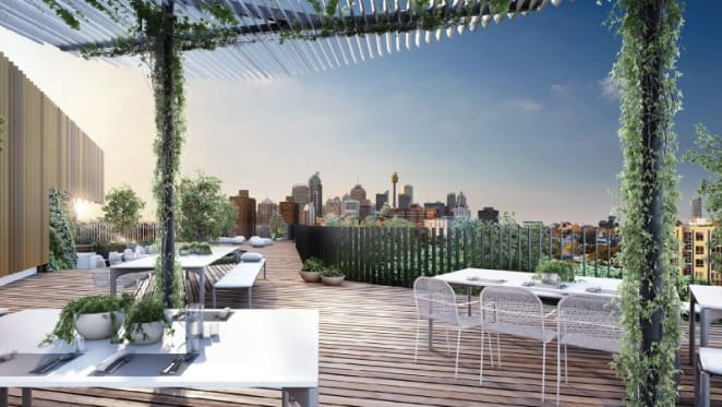 Construction commences on No 1 Lachlan St, Waterloo
