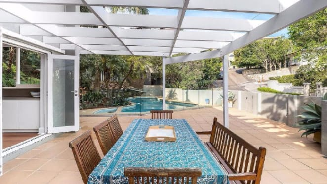 Social commentator Catharine Lumby snappily sells in Vaucluse