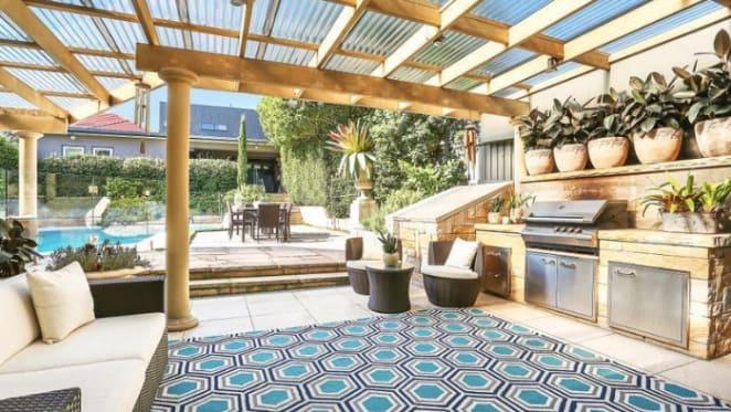INXS' Jon Farriss selling Queens Park abode