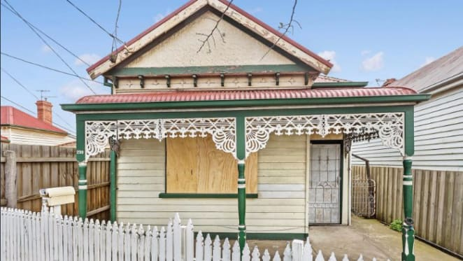 Footscray cottage sold at $647,000 by mortgagee