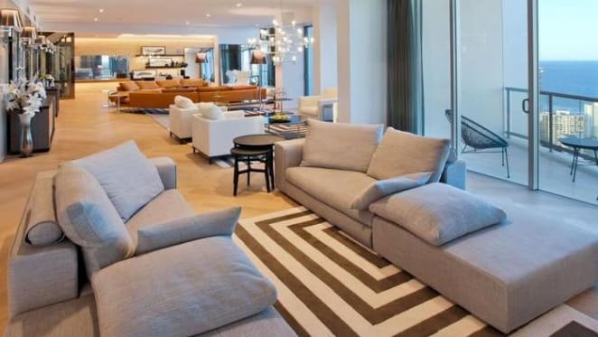 Buyers of record breaking Surfers Paradise penthouse revealed
