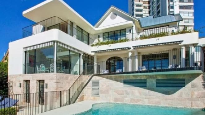 Stylish Sydney couple list Darling Point home