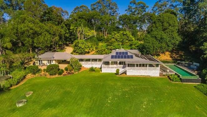 Environmental warrior Geoff Cousins buys Federal retreat for $2.55 million