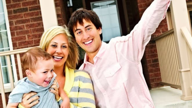 First home buyers reach six year high