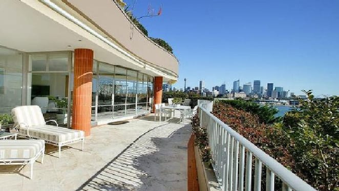 Fleming family secure $8.5 million for Darling Point villa