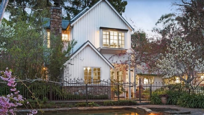 Badgers Wood in Edna Walling's Mooroolbark village listed for sale