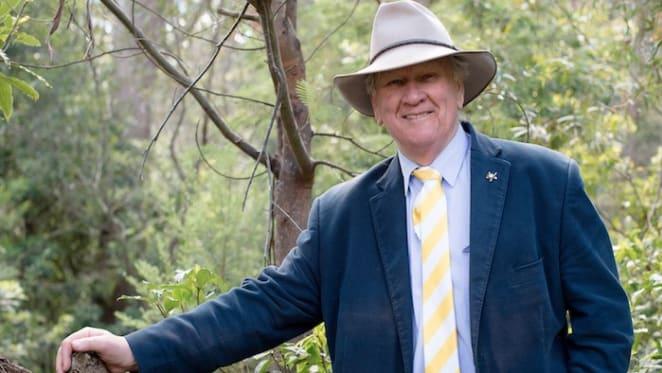 Ray White auctioneer extraordinaire Tony Fountain dies