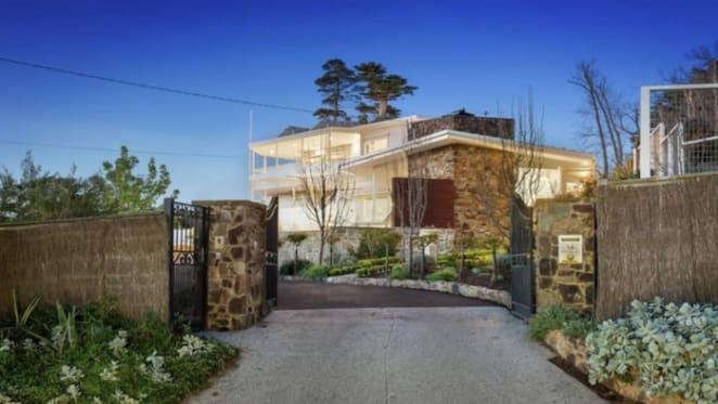 Tilba Tilba, the 1950s Chancellor & Patrick-designed Frankston South home sold