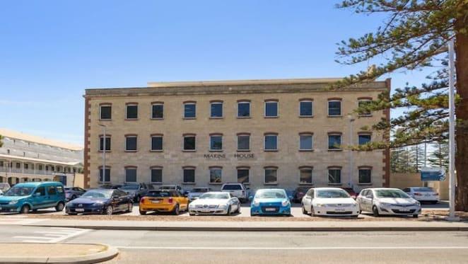 Fremantle landmark Marine House up for lease
