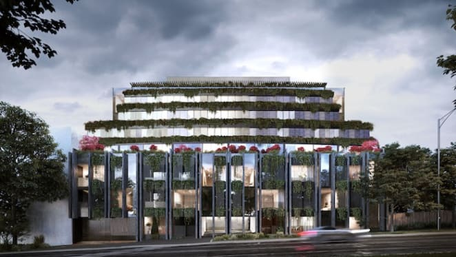Daniel Besen partners with Fridcorp for North Melbourne apartment project