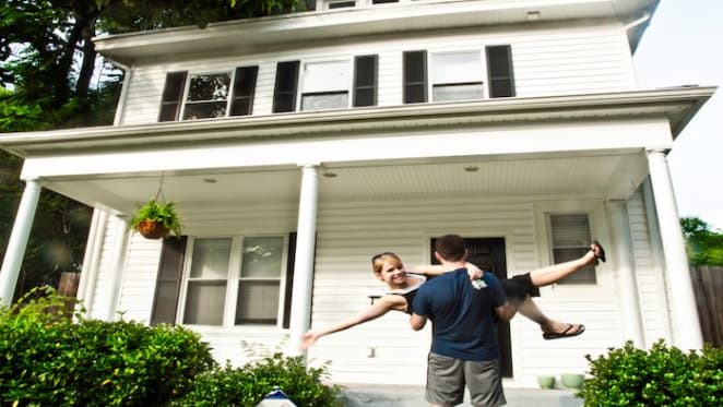 Are first home buyers waiting on the sideline? CoreLogic's Cameron Kusher