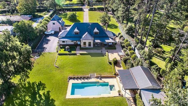 Galston, NSW trophy home on five acres sold