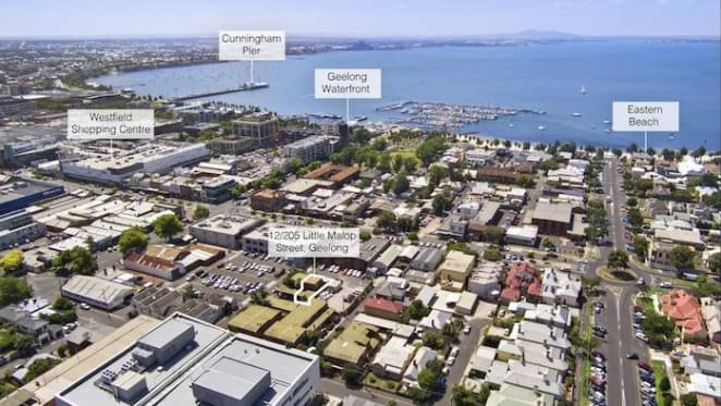 Geelong auction market remains strong
