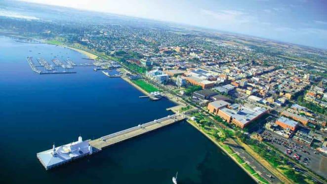 Geelong's top spot as regional region with best clearance rate: CoreLogic