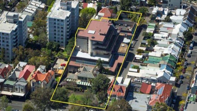 Former detention centre Bidura, Glebe sells to Chinese property developer