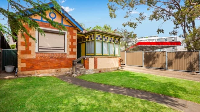 Gladesville development site owned by former Sydney madam Jamelie Lahood listed