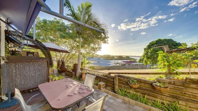 Half price $120,000 Gladstone Harbour mortgagee sale