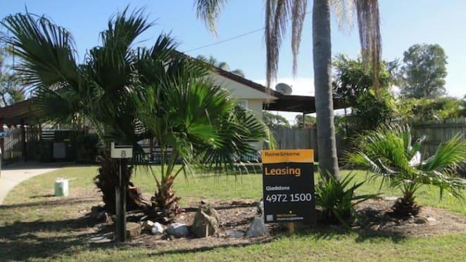Queensland's Gladstone has Austraia's lowest median rentals