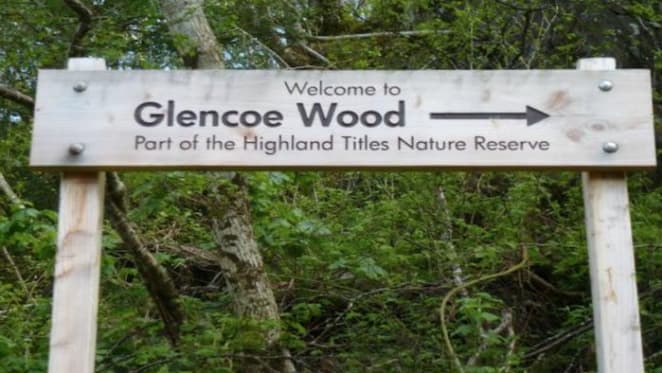 GWS star Lord Heath Shaw purchases small plot of land in the Scottish Highlands