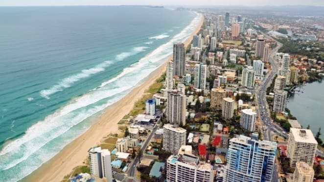 What kind of building legacy has the Commonwealth Games left the Gold Coast?