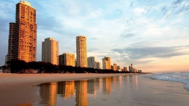 Queensland's big beachside high-rise precincts continue to struggle