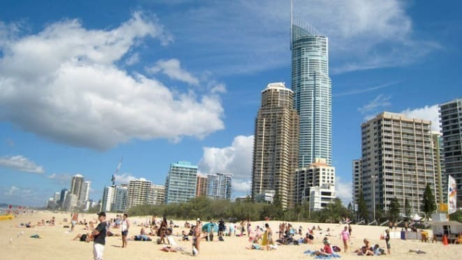 Record apartment sales on the Gold Coast