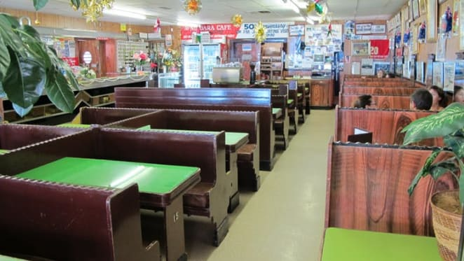 Australia's oldest continuously Greek-run cafe, Niagara Cafe at Gundagai, listed