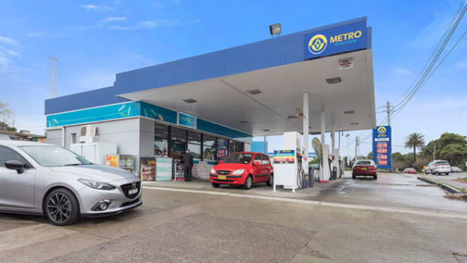 30 year old petrol station at Haberfield sold for $4,800,000