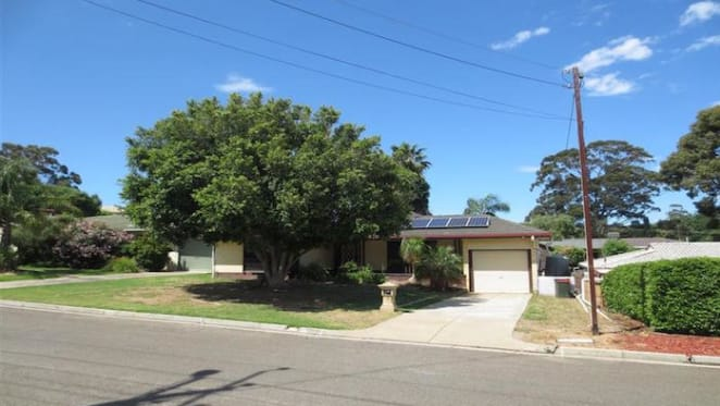 Happy Valley, SA home sold by mortgagee