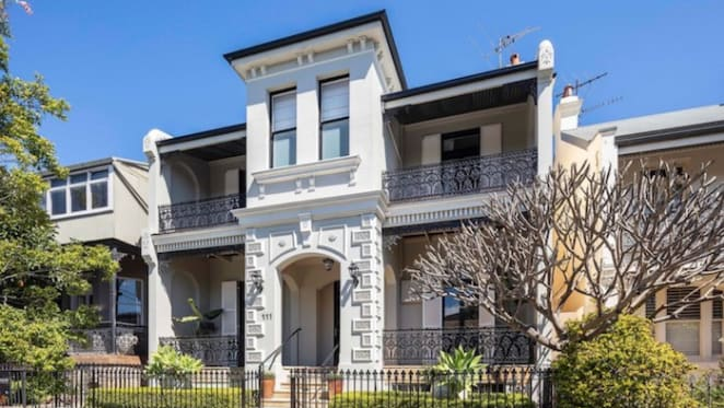 Bellevue Hill-bound Marshall Baillieu finally sells Hargrave House, Paddington