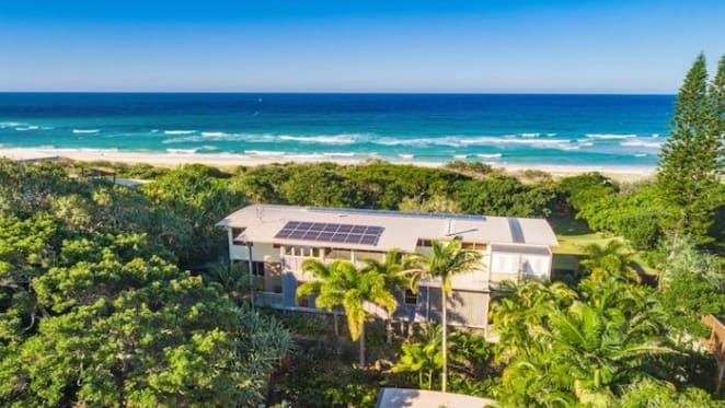Hastings Point beachfront trophy home sold for $4.45 million