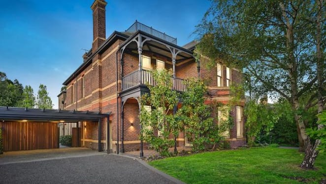 Youngest Anzac soldier's Hawthorn home listed for auction