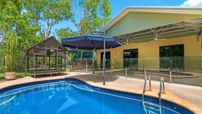 Herbert, NT home Louis Christopher's distressed property of the week