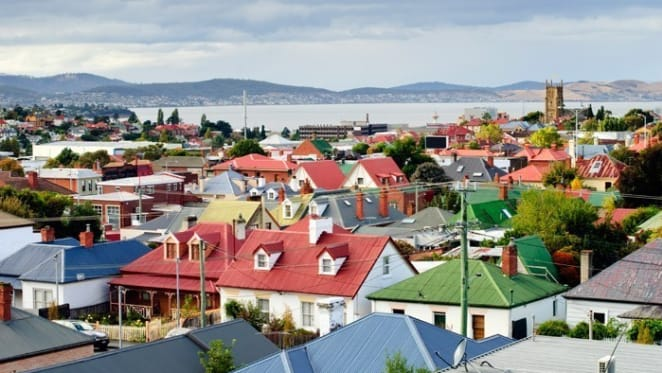 Hobart housing market 'robust', with Airbnb's help: MyState Bank chief
