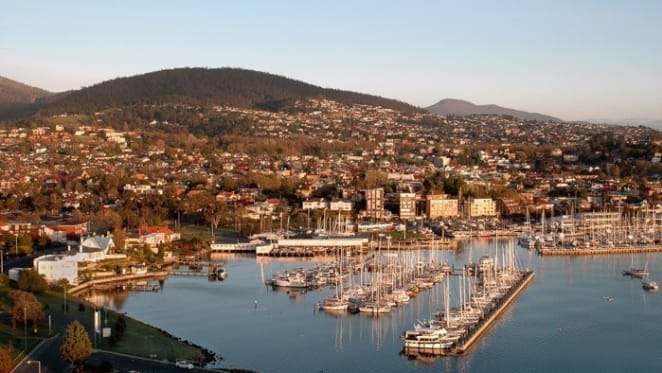 Hobart has become a serious national player in the residential property scene