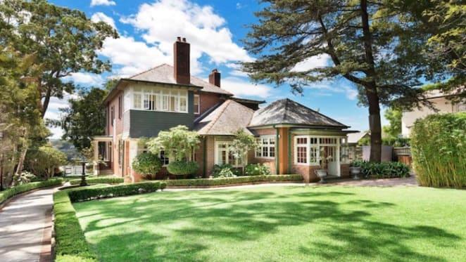 Diplomat Joe Hockey lists Hunters Hill home with $8 million plus hopes