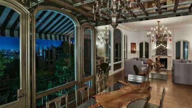 Former Hollywood home of Errol Flynn listed