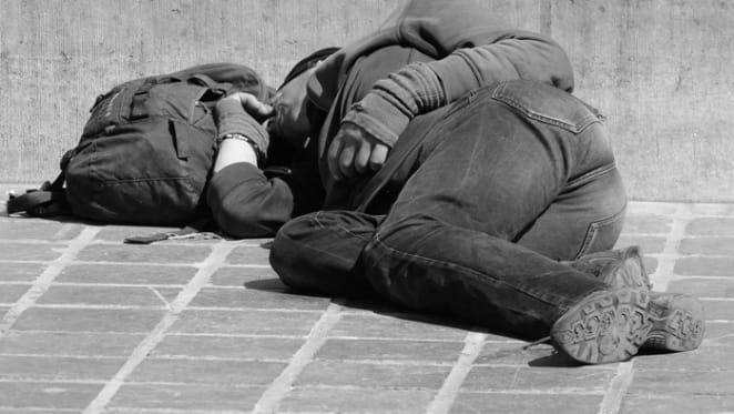 Ex-prisoners are more likely to become homeless but the reverse isn't true