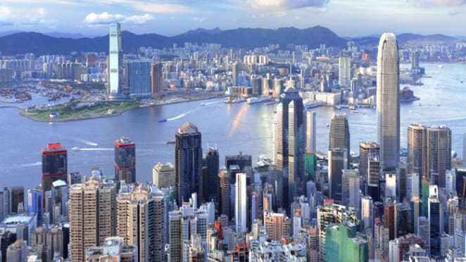 Potential property buyer numbers from Hong Kong soar
