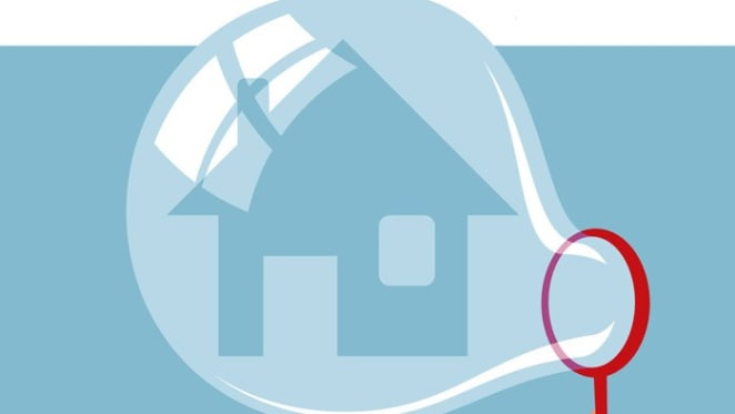 Alan Kohler says there is no property bubble, just real demand