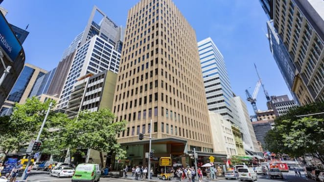 Hunter Street office suite sells for new Sydney square metre record