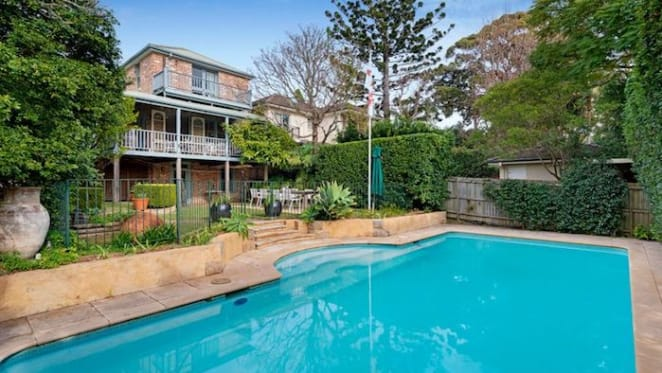 Hunters Hill historic Bootmakers Cottage trophy home sold