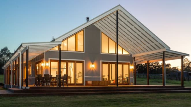 Former Block winners Brad and Lara buy at Byron Bay after selling in Hunter Valley