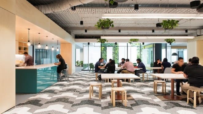 Growing startup PEXA merges three offices and 200 staff into new workplace