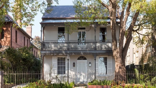 Dame Joan Sutherland's childhood Woollahra home is up for grabs
