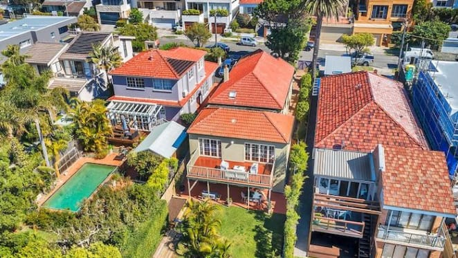 Dover Heights trophy home sells for $3.57 million