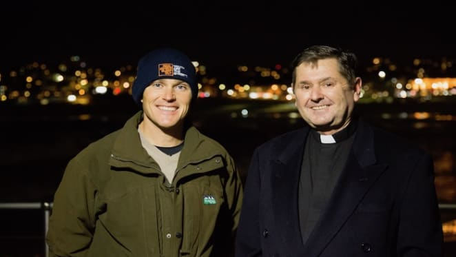 Sydney's property professionals big chill for YOTS fundraiser sleep out